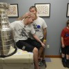 Make-A-Wish brings Stanley Cup, and tears of joy, to 13-year-old boy